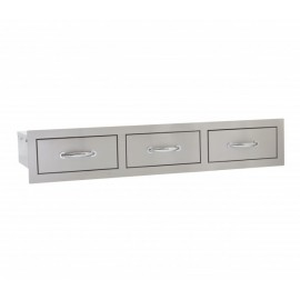 Summerset Triple Horizontal Drawer SSHDR-3