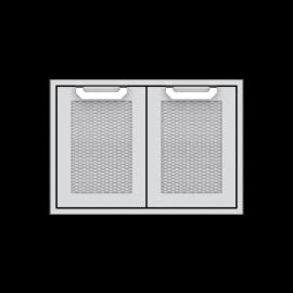 Hestan 30-inch Double Storage Doors HS-AGSD30