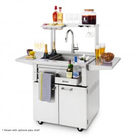 Lynx 30 Inch Cocktail Station On Cart-img-2