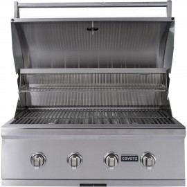 Coyote C-Series 36-Inch Built-In Natural Gas Grill-img-2
