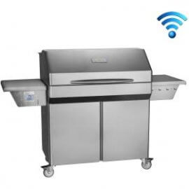 Memphis Grills Elite 39-Inch Pellet Grill On Cart with Wi-Fi